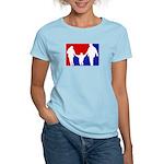 Major League Parenting Women's Light T-Shirt