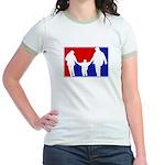 Major League Parenting Jr. Ringer T-Shirt