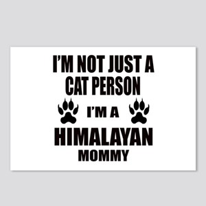 I'm a Himalayan Mommy Postcards (Package of 8)