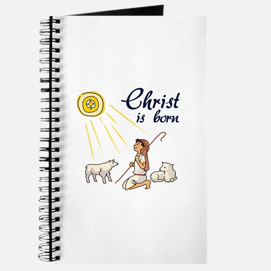 Christ Is Born Journal