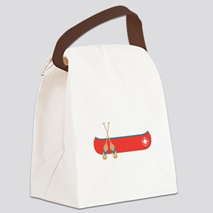 Canoe Canvas Lunch Bag