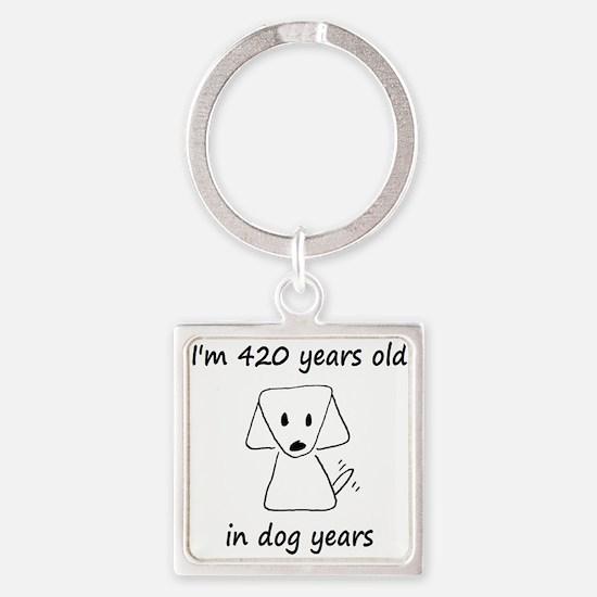 60 dog years 6 - 2 Keychains