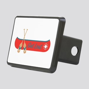 Get Lost Canoe Hitch Cover