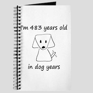 69 Dog Years 6-2 Journal