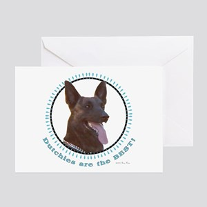 Dutchies Are Best Greeting Cards (Pk of 10)