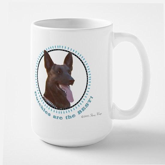 Dutchies Are Best Large Mug