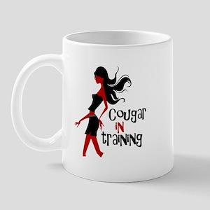 Cougar in Training Mug