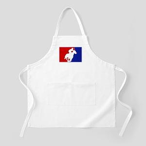Major League Horse Racing BBQ Apron
