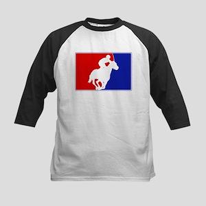 Major League Horse Racing Kids Baseball Jersey