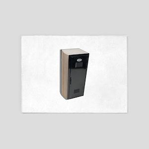 SchoolBook082010 5'x7'Area Rug