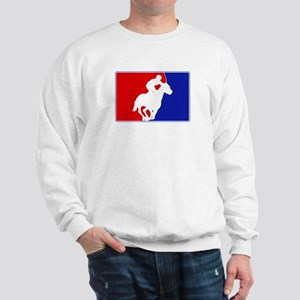 Major League Horse Racing Sweatshirt