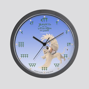 Jamshid Cuniform Wall Clock