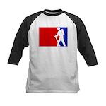 Major League Hiking Kids Baseball Jersey