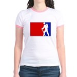 Major League Hiking Jr. Ringer T-Shirt