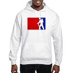 Major League Hiking Hooded Sweatshirt