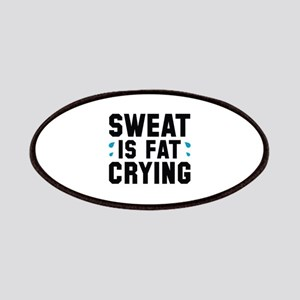 Sweat Is Fat Crying Patches