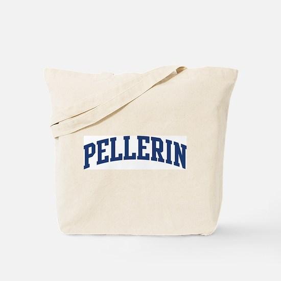 PELLERIN design (blue) Tote Bag