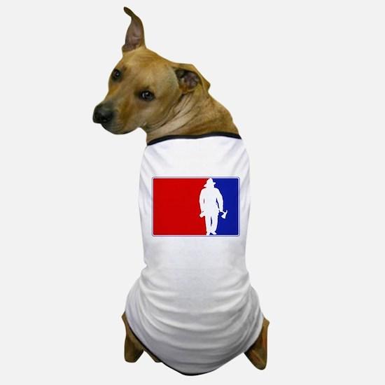 Major League Firefighter Dog T-Shirt