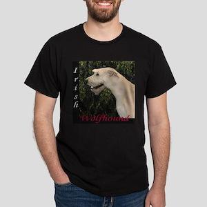 Irish Wolfhound  - head T-Shirt
