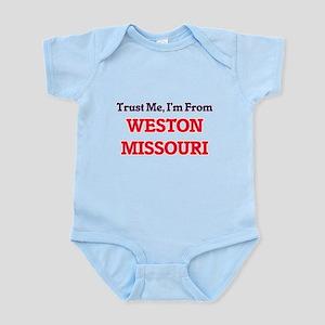 Trust Me, I'm from Weston Missouri Body Suit