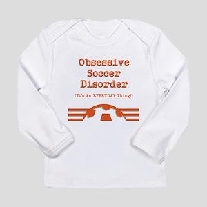 Obsessive Soccer Long Sleeve T-Shirt