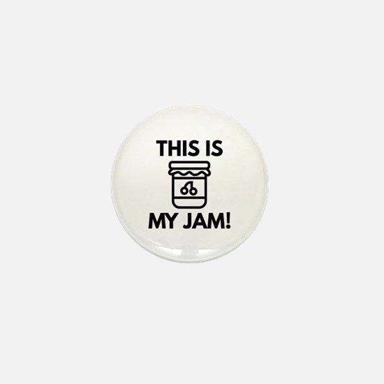 This Is My Jam! Mini Button