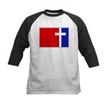 Major League Christianity Kids Baseball Jersey