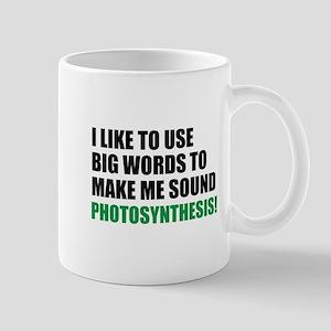 Funny Photosynthesis Mugs