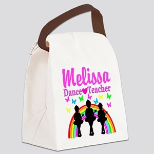 DANCE TEACHER Canvas Lunch Bag