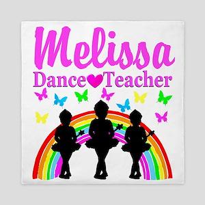DANCE TEACHER Queen Duvet