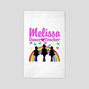 DANCE TEACHER Area Rug