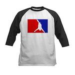 Major League Bungee Jumping Kids Baseball Jersey
