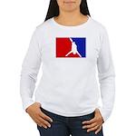 Major League Bungee Jumping Women's Long Sleeve T-