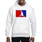 Major League Bungee Jumping Hooded Sweatshirt