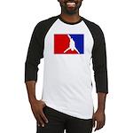 Major League Bungee Jumping Baseball Jersey