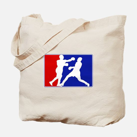 Major League Boxing Tote Bag