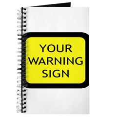 Your Warning Sign Journal