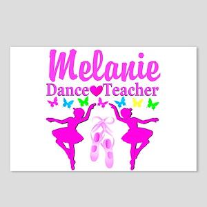 DANCE TEACHER Postcards (Package of 8)