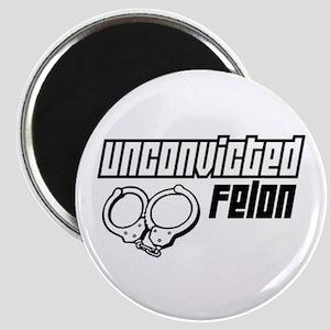 Unconvicted Felon Magnet
