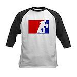 Major League Ballroom Dancing Kids Baseball Jersey