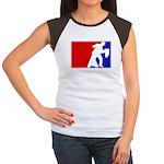 Major League Ballroom Dancing Women's Cap Sleeve T