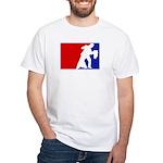 Major League Ballroom Dancing White T-Shirt