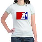 Major League Ballroom Dancing Jr. Ringer T-Shirt
