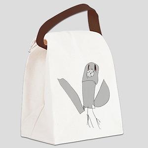Mothman Canvas Lunch Bag