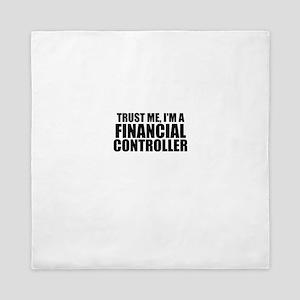 Trust Me, I'm A Financial Controller Queen Duv