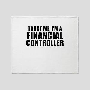 Trust Me, I'm A Financial Controller Throw Bla