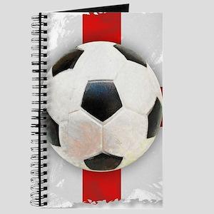 Football England Soccer Sport Journal