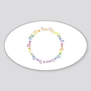 OnePulse - Fundraiser for Pulse Orlando Vi Sticker