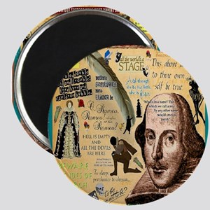 Shakespeare Magnets
