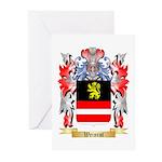 Weinrot Greeting Cards (Pk of 20)